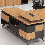Muebles de oficinas para el vector de madera del diseño de venta del escritorio caliente del personal