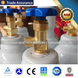 Cga Qf Series Brass Valve for Oxygen Nitrogen CO2 Acetylene Cylinder