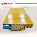 Тележка высокого качества легкая управляемая электрическая регулируя для тяжелой индустрии
