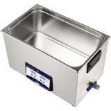 Lavadora ultrasónica del utensilio de la cocina de los portamaletas 30L