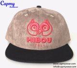 Hoher Grad-Qualitätsveloursleder-Hut hergestellt für Hysteresen-Schutzkappe