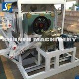 Kleine automatische zermahlenes Papier-Wachtel-Ei-Tellersegment-Herstellungs-Maschine, die Papiertellersegment herstellt