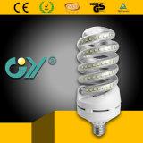 15W / 20W E27 Lumière spirale à gros angles