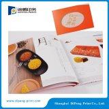 Surtidor del libro de cocina de la impresión en color cuatro