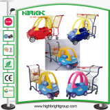Baby Kids Kids Hand Pull Trolley Supermarché Panier