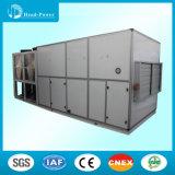 Central de la unidad empaquetada en la azotea de acondicionadores de aire