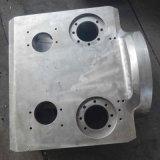 Esboço e retentores do cilindro hidráulico de Peça de Usinagem