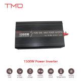 1,5 KVA 12V/24V/48V/DC a AC/110V/120V/220V/230V/240V vacilar senoidal pura inversor de Energía Solar