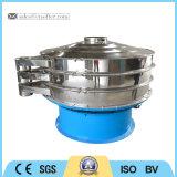 Tela vibratório rotativo Classificação de máquina para o óxido de ferro preto