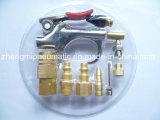 Inline Colpo Pistola con NPT 1/4 '' Spine, Inflazione Tip