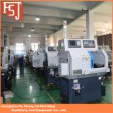 GSK 통제 시스템 수평한 CNC 선반 기계