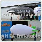 Раздувной блимп Airship PVC гелия с печатью цифров