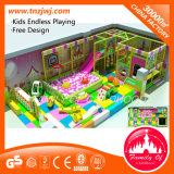 Guangzhou Fabricante Naughty Castillo Patio Interior suave