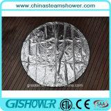4명의 사람 둥근 휴대용 옥외 팽창식 온천장 (pH050010)