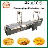 Banane-Chips, die Maschine, Banane-Chips bilden Produktlinie, Banane-aufbereitende Maschine braten