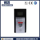 Vezeの自動引き戸の指紋のアクセス制御