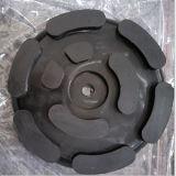 Блоки резины резиновый пусковых площадок высокого качества круглые для подъемов автомобиля