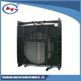 Radiador de aluminio del precio de fábrica del radiador del radiador del generador Wd327tad78-1 pequeño