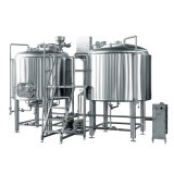 500L Equipo de Preparación automatizada de la cerveza haciendo