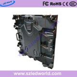 P5, P8, P 10 SMD/DIP im Freien/Innenmiete LED-Bildschirm-Tafel mit 640X640mm Sterben-Kaste Schrank für Miete