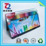 Pencil Case Cas Tin avec fil charnière (36 crayons)