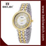 Belbi 로마 다이아몬드 숙녀 보석 손목 시계