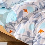 De goedkope Reeks van het Beddegoed van Bedsheets van de Dekking van het Dekbed van het Huis van de Polyester Microfiber Textiel