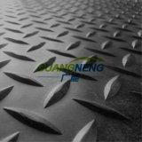 Rullo di gomma naturale resistente all'acido dello strato della nervatura dello strato di gomma Anti-Abrasivo