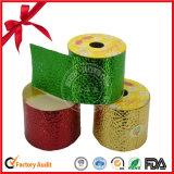 Rollo de cinta con Printting sólido para la boda