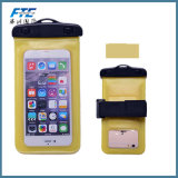 Sacchetto impermeabile del braccio del telefono mobile del sacchetto asciutto del sacchetto del telefono