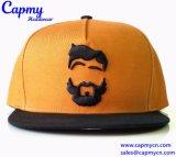 Поставщик шлема крышки Snapback вышивки шлема 5 панелей