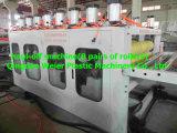 WPC crosta linha de produção da placa de Espuma com certificado CE (SJSZ-80/156)
