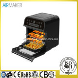Ventes directes en usine Digital Design magnifique Hot Air friteuse électrique