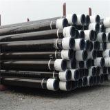Aço carbono do tubo de aço sem costura para a construção de poços de água do óleo