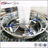 Plastik-pp.-Polypropylen-Linon-Ineinander greifen-Beutel, der Maschine herstellt