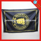 Bandeira barata de poliéster grossista personalizada