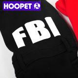 Manteaux durs de chien de lettre de Fbi pour l'hiver