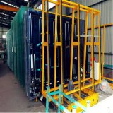 Cremagliera di vetro di trasporto del metallo della cremagliera di memoria di specifica della cremagliera di memoria smontabile di vetro della fabbrica