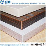 Кольцевание края PVC цвета офисной мебели деревянное
