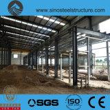 Estrutura de aço Pre-Engineering Apartamento Residencial (TRD-021)