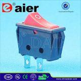 Botón rojo on/off Interruptor basculante T125 55