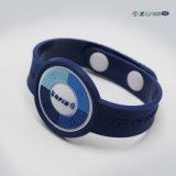 Bracelet d'IDENTIFICATION RF avec l'étiquette molle de PVC, ou numéro d'uid