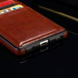 Cajas de cuero al por mayor del teléfono celular de China para el honor 7 de Huawei P8/