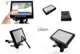 Garantía de tres años Monitor de pantalla táctil de 7 pulgadas de tamaño pequeño