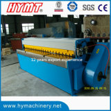 Do metal mecânico da guilhotina da elevada precisão QH11D-2.5X1300 máquina de estaca de corte