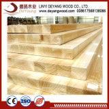 Precio de madera maciza de madera de Paulownia/ de la junta de la placa de dedo