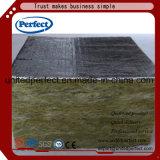 Feuerfeste Baumaterial-Felsen-Wolle-Dämmplatte mit 50--200kg/M3