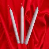 A cera de parafina Candles a vela branca do agregado familiar
