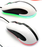 Adjustable Dpiの競争のPrice 4D Optical Wired Game Mouse