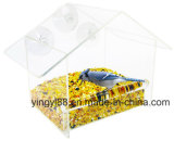 عالة شكل أكريليكيّ نافذة عصفور منزل مع [سغس] شهادات